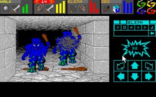 Dungeon Master PC DOS