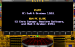 Elite Plus PC DOS 02