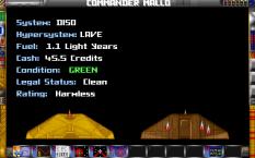 Elite Plus PC DOS 04