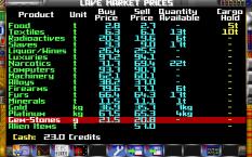 Elite Plus PC DOS 09