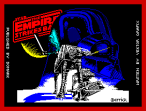 Star Wars: The Empire Strikes Back by Domark ZX Spectrum Loading Screen