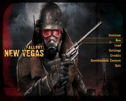 Fallout New Vegas PC Windows 001