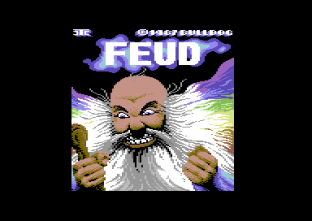 Feud Commodore 64 Loading Screen