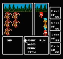 Final Fantasy NES 04