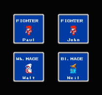 Final Fantasy NES 05