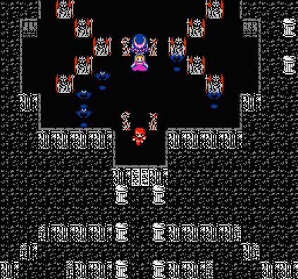 Final Fantasy NES 12