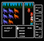 Final Fantasy NES 15