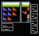 Final Fantasy NES 16