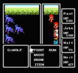 Final Fantasy NES 24