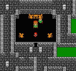 Final Fantasy NES 26