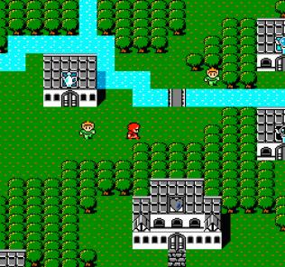 Final Fantasy NES 27
