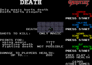 Gauntlet Arcade Legend 07