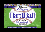 Hardball Commodore 64 Loading Screen