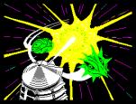 Highway Encounter by Vortex Software ZX Spectrum Loading Screen