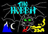 The Hobbit by Melbourne House ZX Spectrum Loading Screen