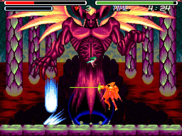 King of Demons SNES