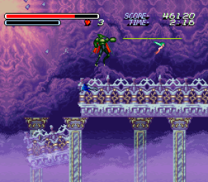 King of Demons SNES