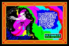Knight Lore by Ultimate ZX Spectrum Loading Screen