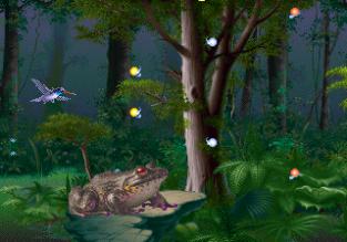Kolibri Sega Megadrive 32X