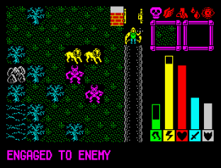 Lords of Chaos ZX Spectrum