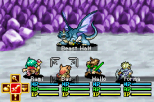 Lufia: The Ruins of Lore on the GBA