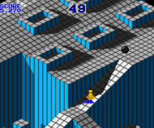 Marble Madness Arcade 09