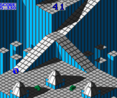 Marble Madness Arcade 10