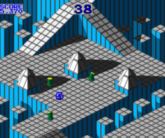 Marble Madness Arcade 11