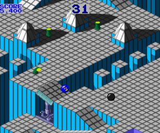 Marble Madness Arcade 12