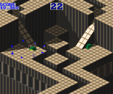 Marble Madness Arcade 21