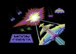 Moon Cresta C64 Loading Screen