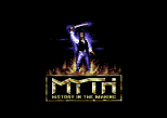 Myth C64 Loading Screen