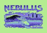 Nebulus C64 Loading Screen