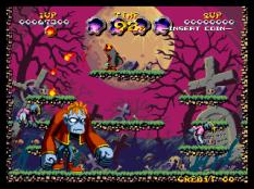 Nightmare in the Dark Neo Geo 03