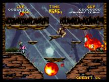Nightmare in the Dark Neo Geo 06
