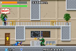 Ninja Cop GBA 09