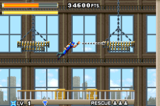 Ninja Cop GBA 10