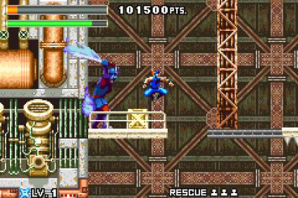 Ninja Cop GBA 20
