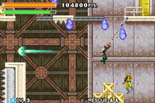 Ninja Cop GBA 21