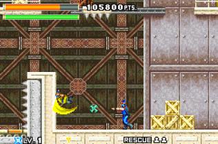 Ninja Cop GBA 22