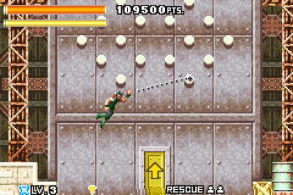 Ninja Cop GBA 23
