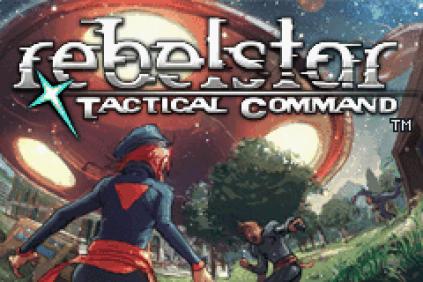 Rebelstar Tactical Command GBA