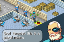 Rebelstar Tactical Command GBA 08