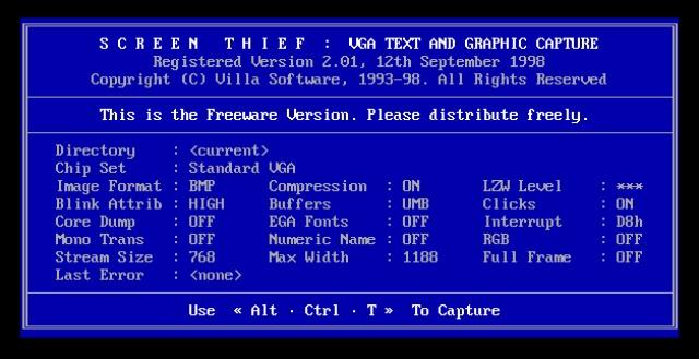Screen Thief by Villa Software