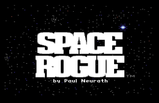 Space Rogue C64 01