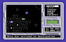 Space Rogue C64 11