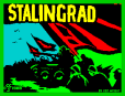 Stalingrad by CCS - ZX Spectrum Loading Screen