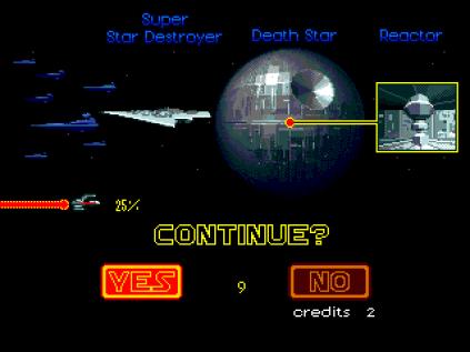 Star Wars Arcade 32X 09