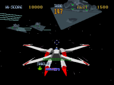 Star Wars Arcade 32X 10