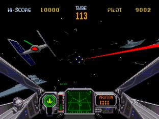Star Wars Arcade 32X 12